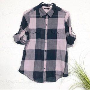 Urban Outfitters BDG Plaid Shirt